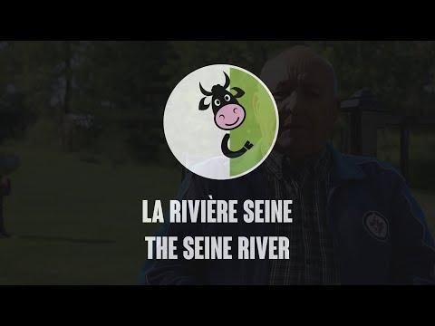 15  La riviére Seine/The Seine river