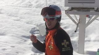 Comment les pisteurs de Gourette aident à déterminer le risque avalanche