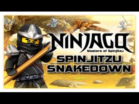 Ninjago – Spinjitzu Snakedown – Ninjago Games