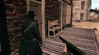 HD4850 Gameplay - Call of Juarez: Bound in Blood (PC/DX10)