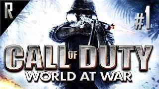 ◄ Call of Duty: World at War - Walkthrough HD - Part 1