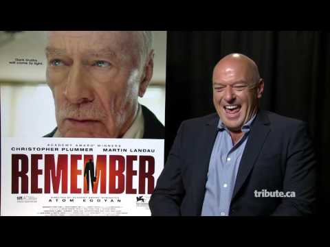 Dean Norris Interview   Remember