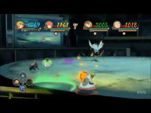 Naruto Shippuden: Ultimate Ninja Storm Revolution - Free Roam Gameplay [HD]