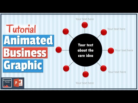 Beautiful Animated Business Graphic In PowerPoint thumbnail