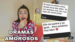 CONSULTORIO AMOROSO *vuestros dramas en el amor* - Marta
