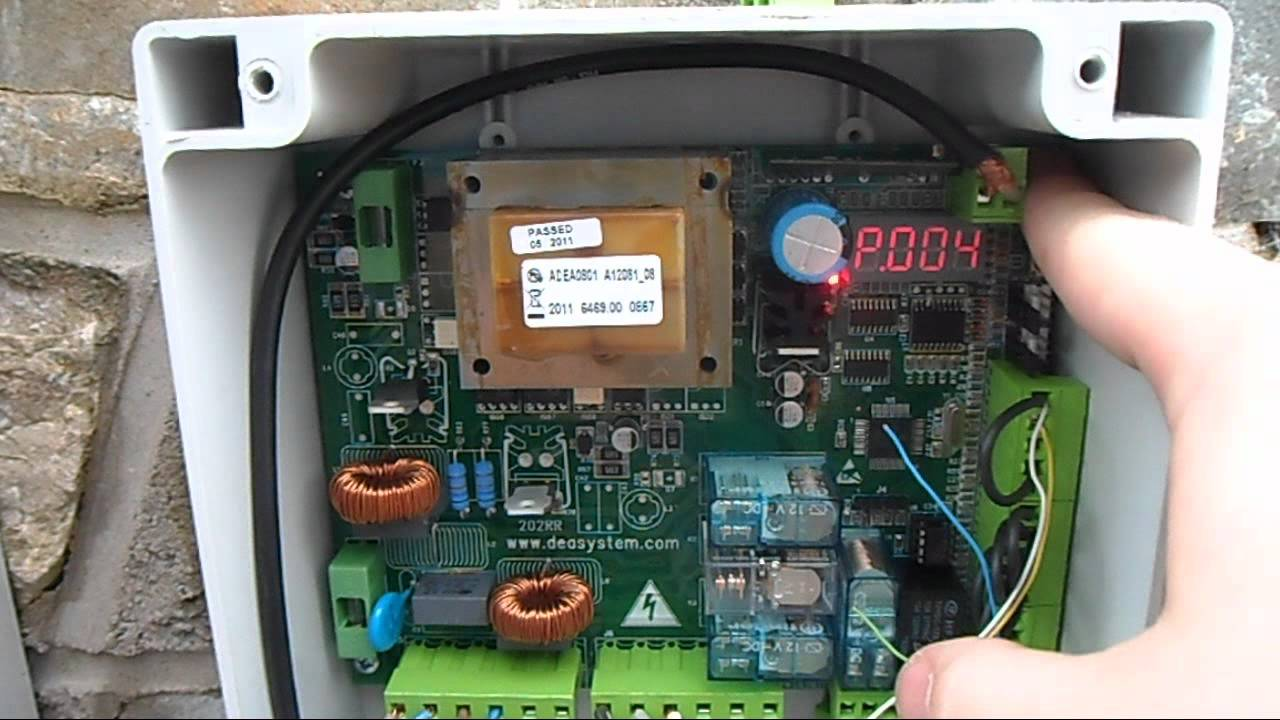 DEA Programing your Rolling code remote to Digital Board