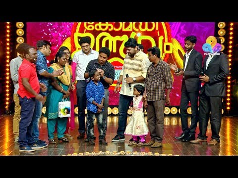 Comedy Utsavam│Flowers│Ep# 196