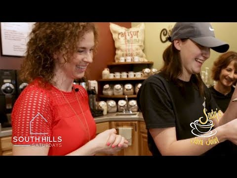 South Hills Saturdays Episode 2:  Judy's Java Joint!