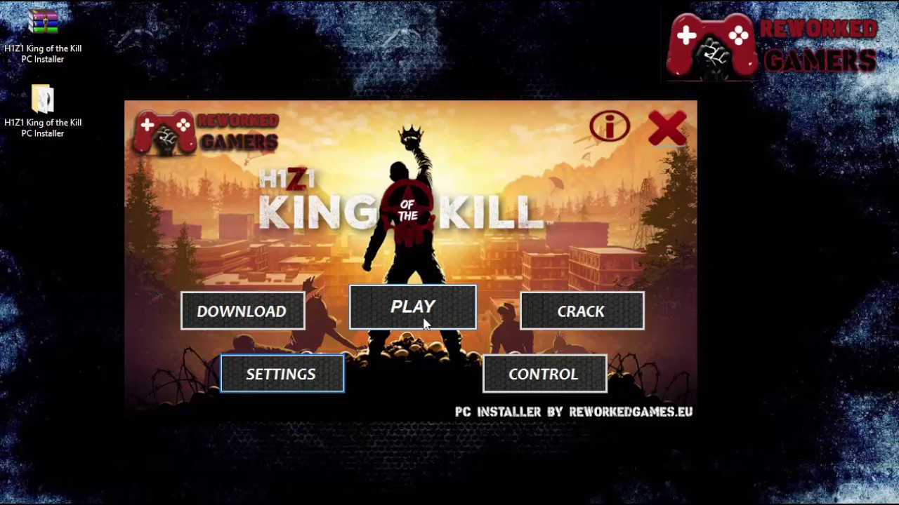 H1Z1 King of the Kill PC Installer Download - YouTube