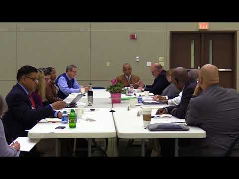 SUNY Old Westbury's College Council Meeting 12/01/17