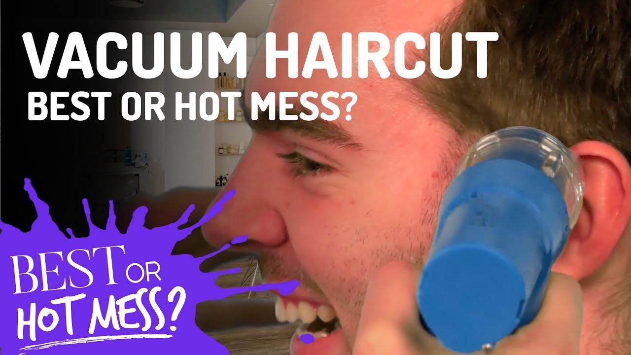 iVacuumi iHaircuti iBesti or Hot Mess YouTube