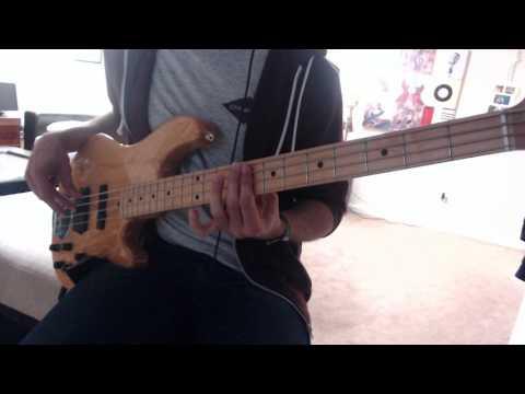 Vulfpeck /// The Speedwalker (Bass Cover)