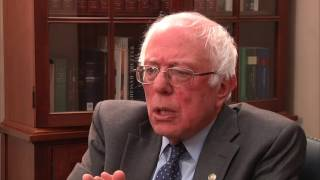 Message from Bernie Sanders on How to Survive Under Trump