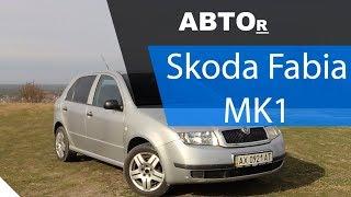 обзор Б/у автомобиля Skoda Fabia MK1 2006г.в