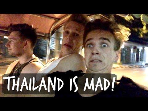 THAILAND IS MAD! | THAILAND