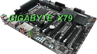 Gigabyte X79 - циклическая перезагрузка. Диагностика и ремонт