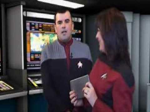 """Star Trek: Intrepid """"Heavy Lies the Crown"""" Part 1"""
