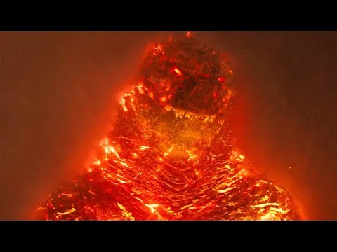 Godzilla: King of the Monsters - Burning Godzilla vs King Ghidorah TV Spot (2019) Monster Movie HD