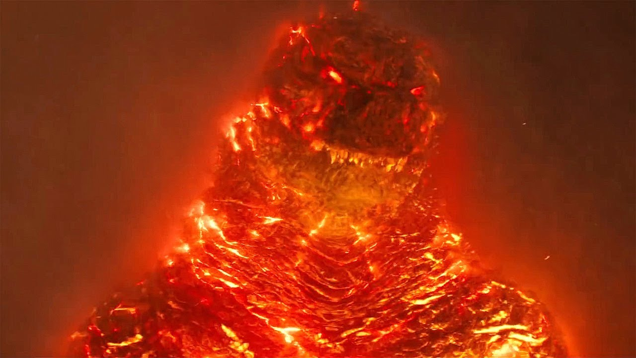 Image result for burning godzilla 2019