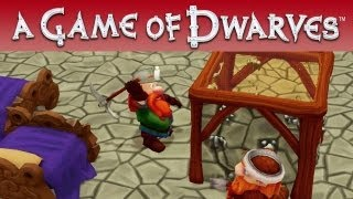A Game of Dwarves Release Trailer