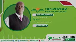 DESPERTAR EDUCATIVO PODC / BILLIANS ASPRILLALA  #24