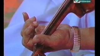 Devara Magan film song - Violin Maestro Kunnakudi Vaidyanath