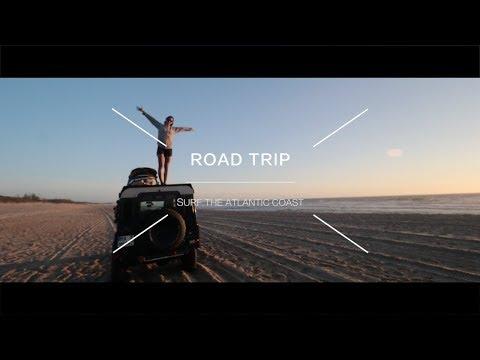 The Road Trip // Surfing The European Atlantic Coast