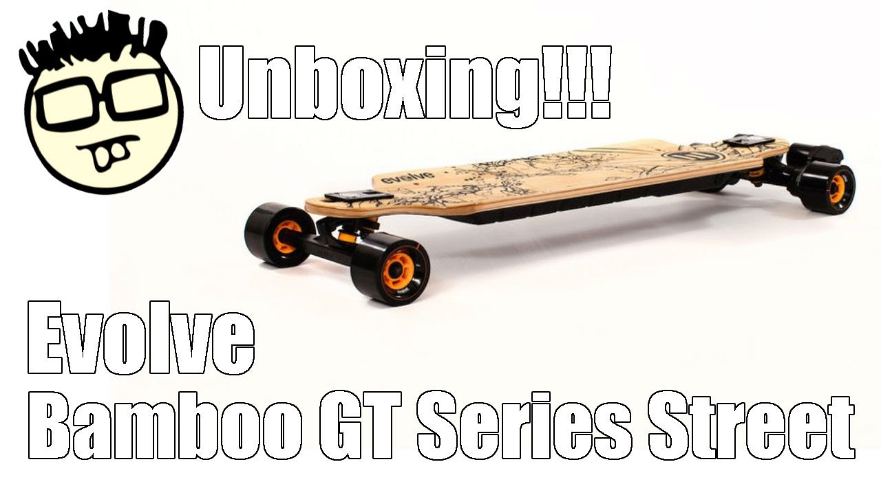 unboxing evolve bamboo gt series street philippines youtube. Black Bedroom Furniture Sets. Home Design Ideas