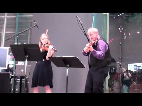 Tango 8 from Stylistic Duets for Two Violins by Jeremy Cohen