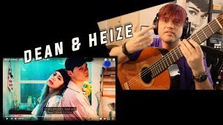 Guitarist Reacts to  Heize - And July (Feat. DEAN, DJ Friz) MV // 헤이즈 // Musician Reaction Resimi