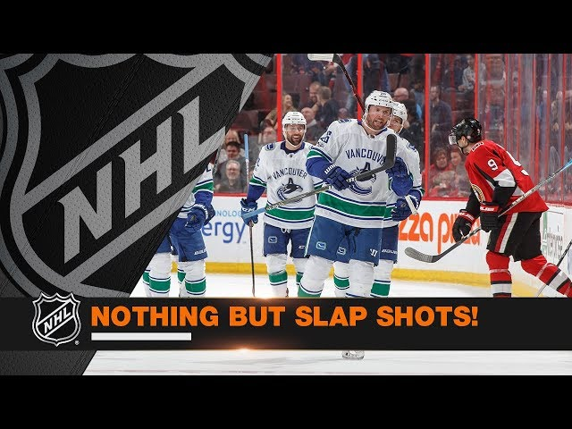 The Best Slap Shot Goals from Week 2