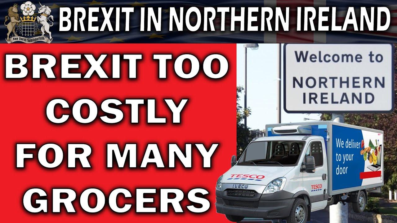 Brexit Threat to Northern Ireland Food Supplies