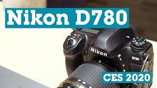 CES 2020: Nikon D780 | Crutchfield