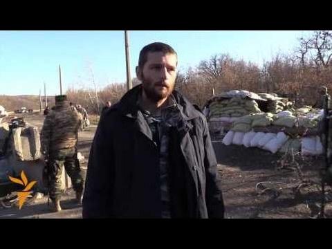 UKRAINE: Separatists and Ukrainian Government Forces Exchange 19 Prisoners