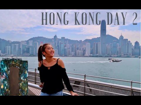 HONG KONG VLOG 2: TSIM SHA TSUI