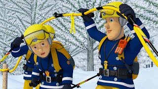 Fireman Sam New Episodes HD | In cold water - Safety first | Fighting Fire 🔥 🚒 | Kids Cartoon