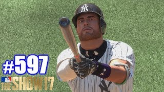 THREE 500-FOOT HOME RUNS IN ONE GAME!   MLB The Show 17   Road to the Show #597