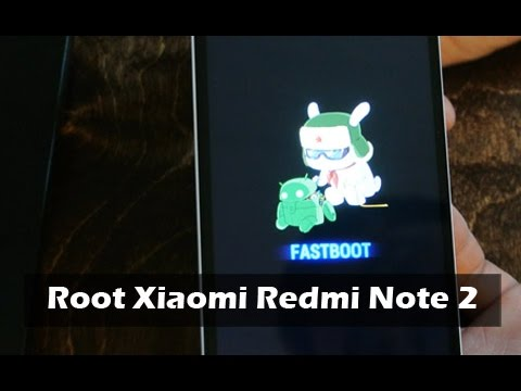How to Root Xiaomi Redmi Note 2 and Remove Stock Apps