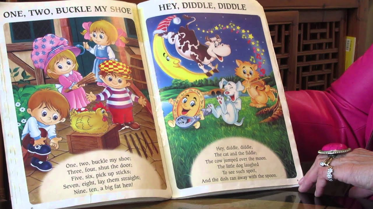 My First Nursery Rhymes Book