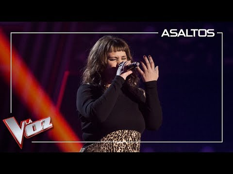 Lia Kali canta 'I just want to make love to you' | Asaltos | La Voz Antena 3 2019