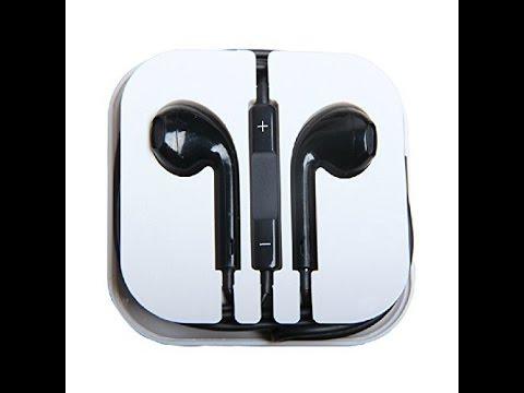 Custom Paint Apple Earphones