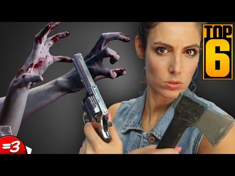 Top 6 Ways to Survive The Zombie Apocalypse