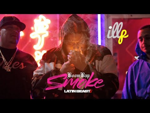 Anthm | Lido P | Mason King | Vision - Boom Bap Smoke (Official Music Video)
