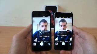 Apple iPhone 6s vs iPhone 6 videó