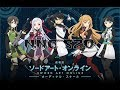 Sword Art Online The Movie Ordinal Scale OST 48 - Let's Join Swords