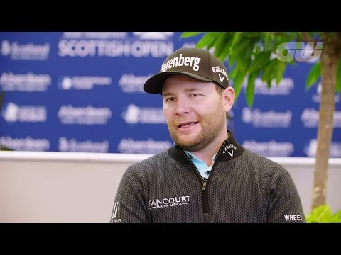 My Hero: Branden Grace