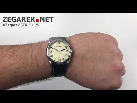 Sekonda Classic SEK.3017 - Zegarek.net