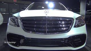 2018 Mercedes AMG S63 - Exterior And Interior Walkaround - 2018 Quebec Auto Show
