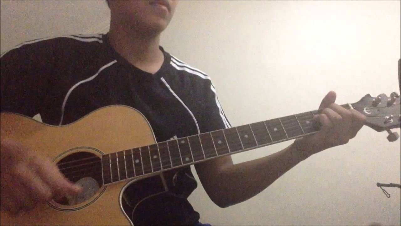With Chords No Erase James Reid Nadine Lustre Guitar Cover