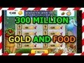 How To Get 300 Million GOLD and FOOD in Dragon City Game on Facebook